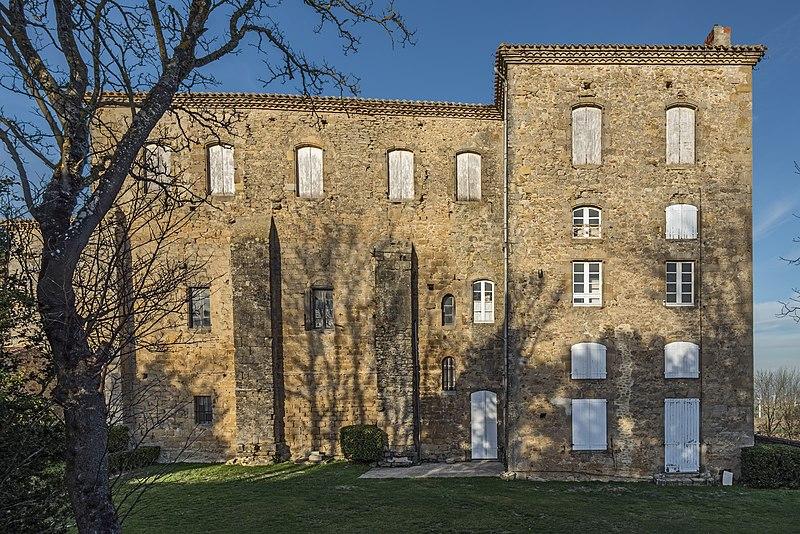 Photo du Monument Historique Château situé à Saint-Félix-Lauragais