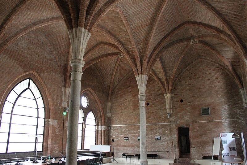 Photo du Monument Historique Ancien couvent des Cordeliers situé à Toulouse