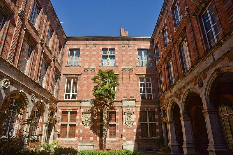 Photo du Monument Historique Hôtel Thomas ou Thomas de Montval situé à Toulouse