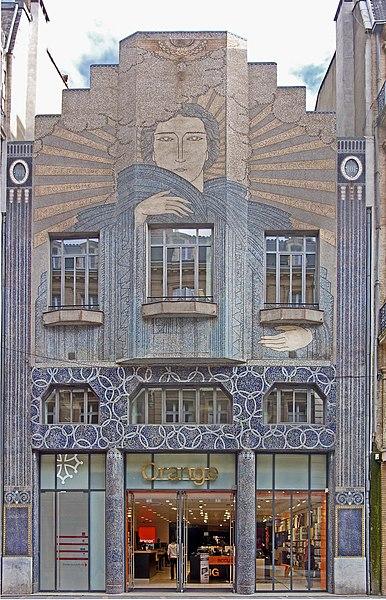 Photo du Monument Historique Immeuble dit de La Dépêche du Midi situé à Toulouse