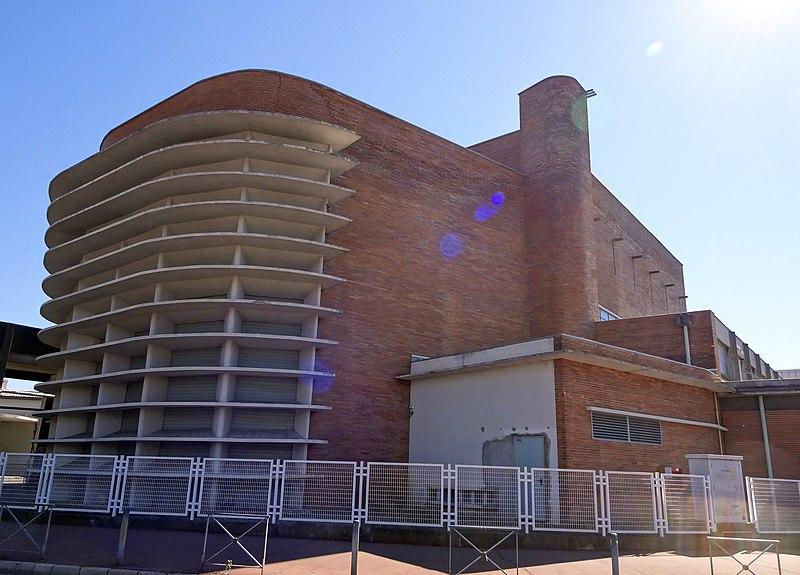 Photo du Monument Historique Soufflerie de Banlève situé à Toulouse