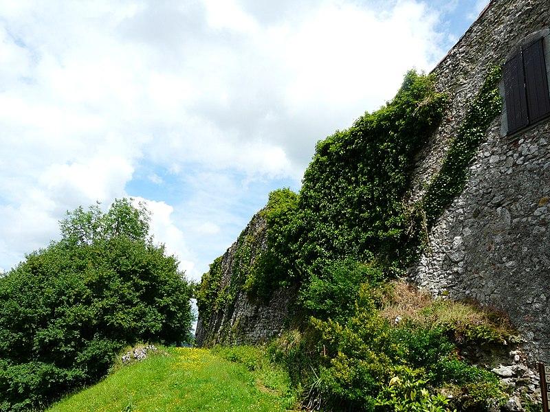 Photo du Monument Historique Enceinte de la ville haute de Saint-Bertrand-de-Comminges situé à Saint-Bertrand-de-Comminges