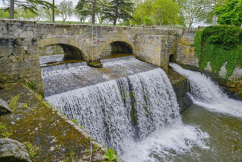 Photo du Monument Historique Epanchoir du Laudot (également sur commune de Saint-Félix-Lauragais) situé à Revel