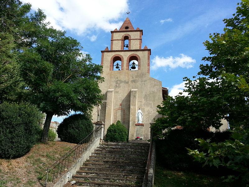 Photo du Monument Historique Eglise Sainte-Apollonie situé à Aurin