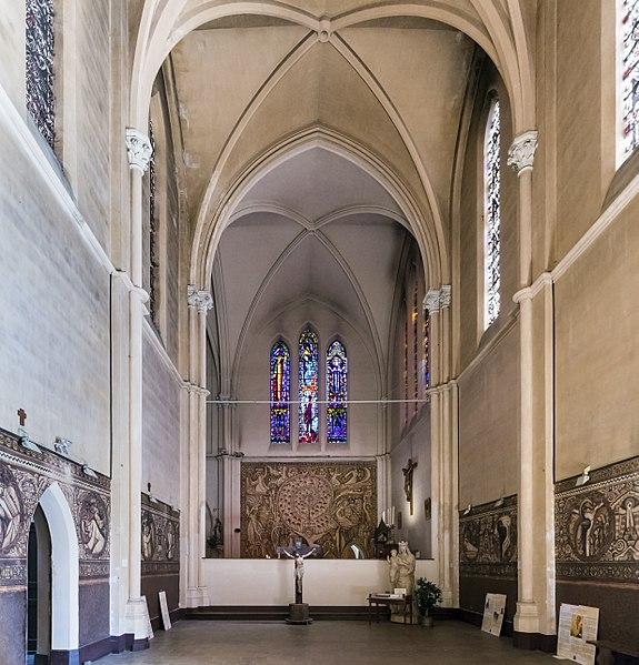 Photo du Monument Historique Couvent Sainte-Catherine de Sienne situé à Blagnac