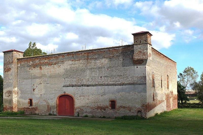 Photo du Monument Historique Château Saint-Simon, appelé aussi de Candie situé à Toulouse