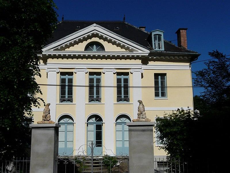 Photo du Monument Historique Villa Santa Maria ou Narischkine situé à Bagnères-de-Luchon