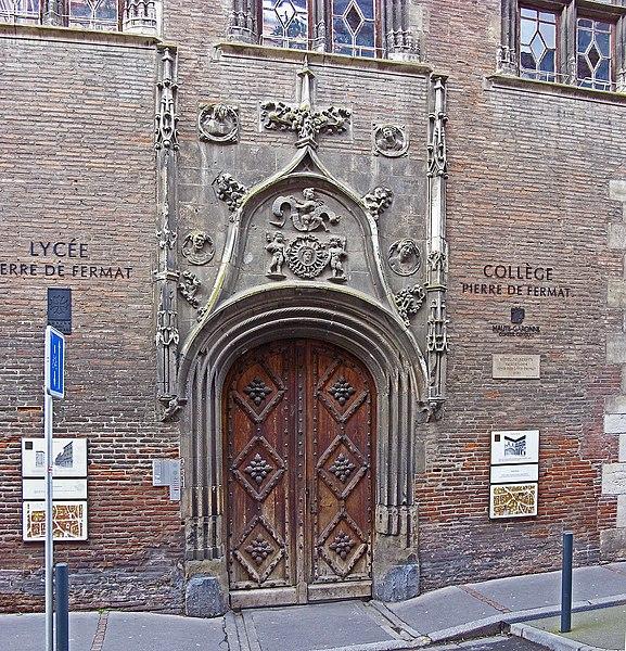 Photo du Monument Historique Ancien collège des Jésuites de Toulouse situé à Toulouse
