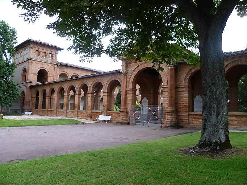 Photo du Monument Historique Centre hospitalier spécialisé Gérard Marchant situé à Toulouse