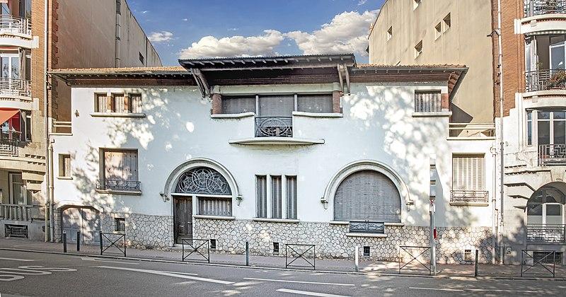 Photo du Monument Historique Maison Guignard situé à Toulouse