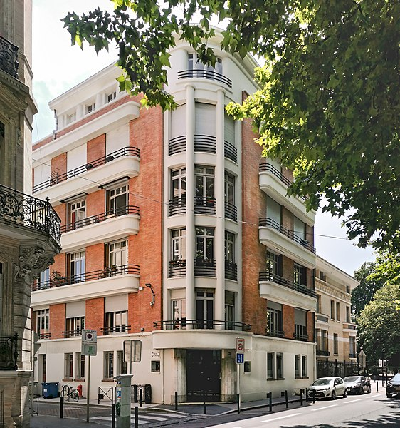 Photo du Monument Historique Immeuble situé 2 allées Forain-François-Verdier et 2 rue de la brasserie situé à Toulouse