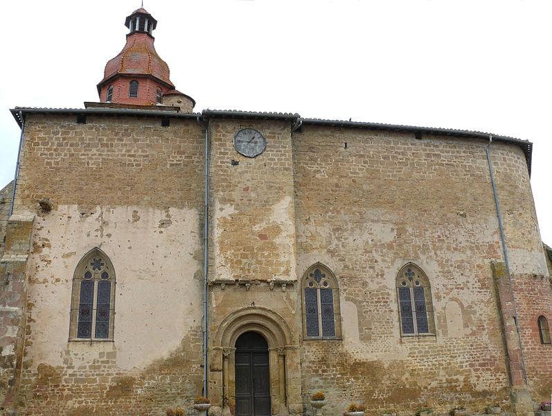 Photo du Monument Historique Eglise situé à Aignan