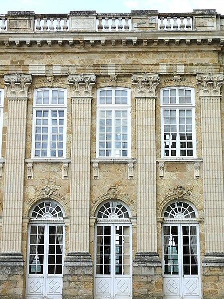 Photo du Monument Historique Ancien archevêché situé à Auch