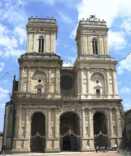 Photo du Monument Historique Cathédrale Sainte-Marie situé à Auch