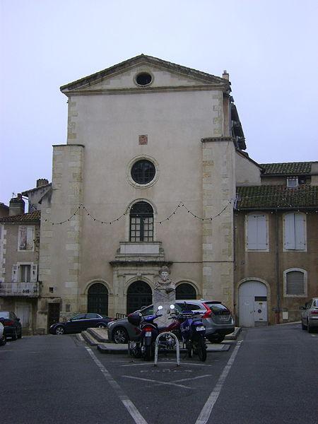 Photo du Monument Historique Couvent des Carmélites situé à Auch
