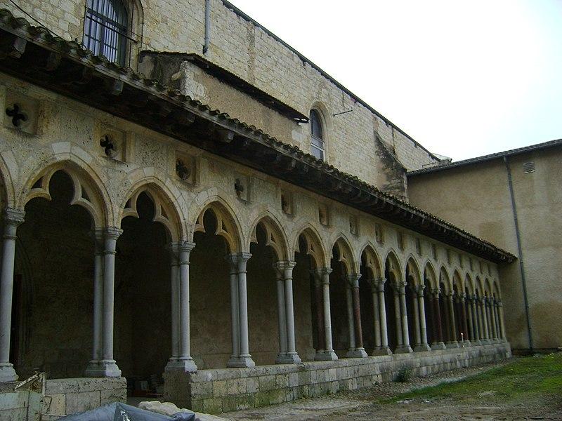 Photo du Monument Historique Ancien couvent des Cordeliers situé à Auch