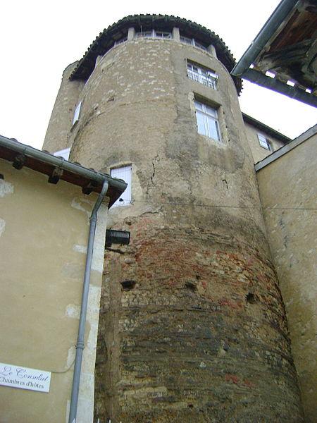 Photo du Monument Historique Enceinte de ville situé à Auch