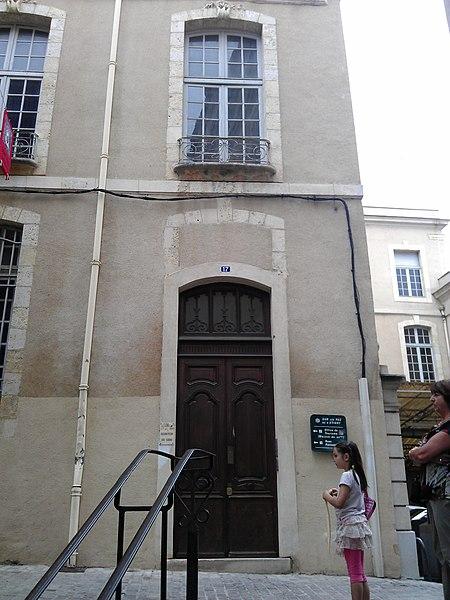 Photo du Monument Historique Ancienne intendance situé à Auch