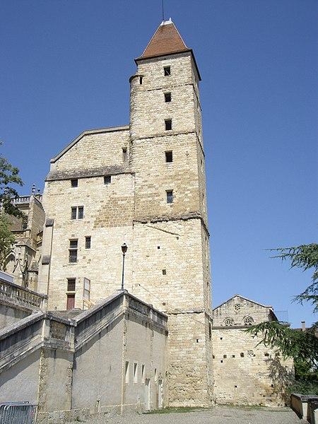 Photo du Monument Historique Tour du Sénéchal ou d'Armagnac situé à Auch