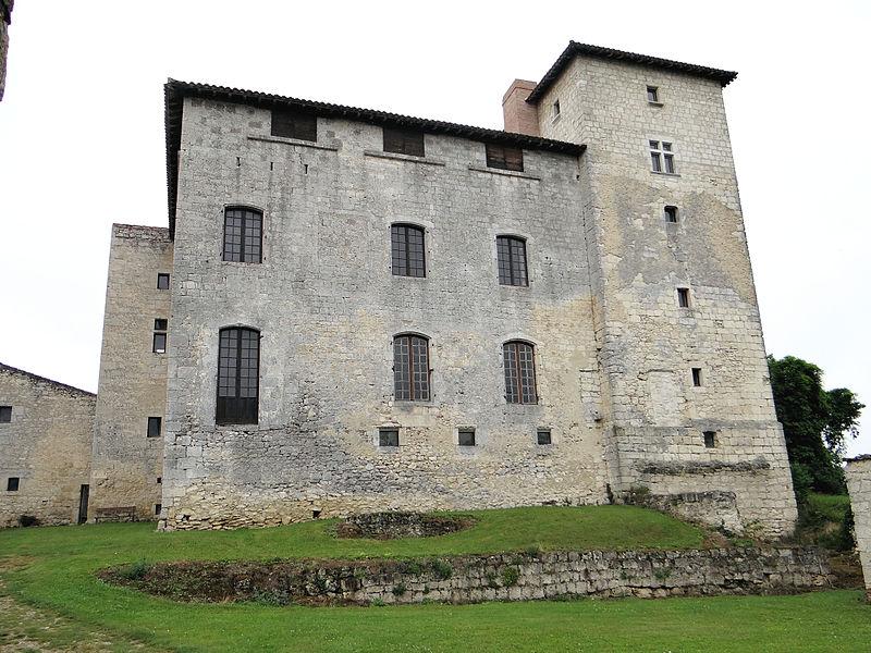Photo du Monument Historique Château situé à Avezan