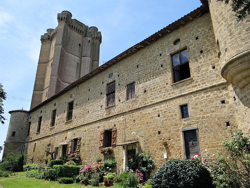 Photo du Monument Historique Maison du 17e siècle situé à Bassoues