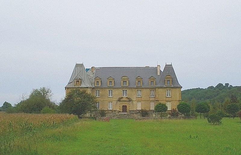 Photo du Monument Historique Château situé à Betplan