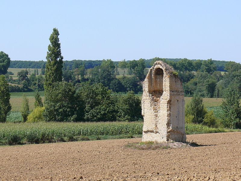 Photo du Monument Historique Tour gallo-romaine situé à Biran