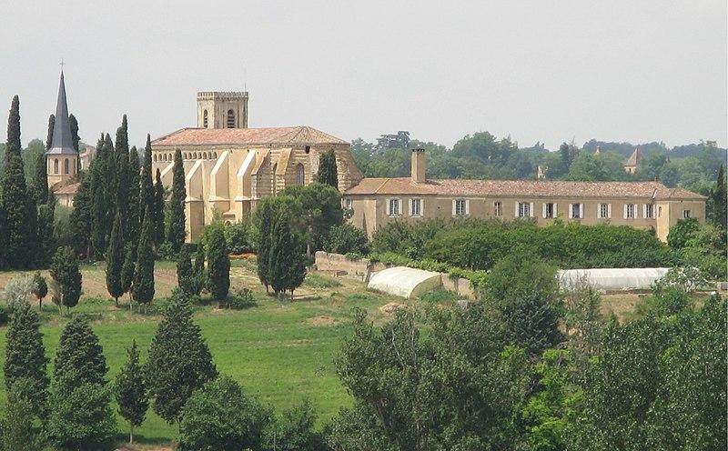 Photo du Monument Historique Couvent situé à Boulaur