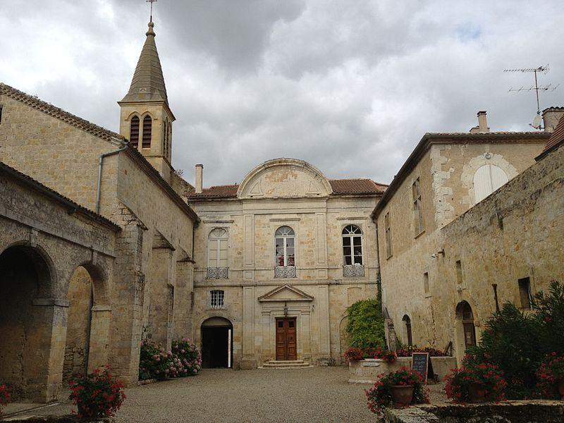 Photo du Monument Historique Château situé à Cassaigne