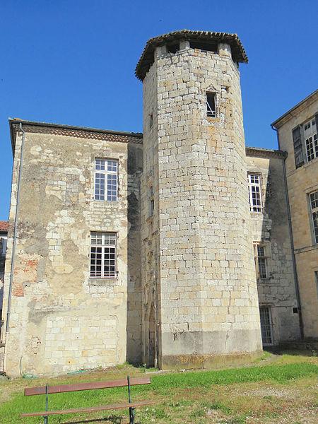 Photo du Monument Historique Ancien collège des Oratoriens situé à Condom