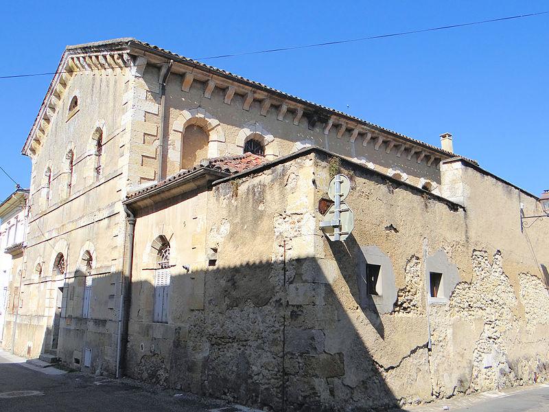 Photo du Monument Historique Ancienne maison d'arrêt situé à Condom