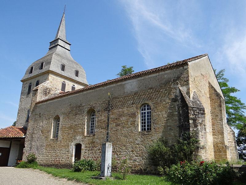 Photo du Monument Historique Eglise situé à Galiax