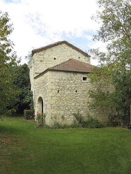 Photo du Monument Historique Ancien château situé à Isle-Bouzon (L')