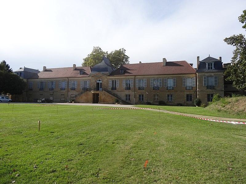 Photo du Monument Historique Château situé à L'Isle-de-Noé