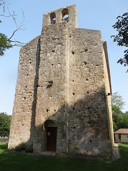 Photo du Monument Historique Eglise Saint-Michel situé à Lamaguère