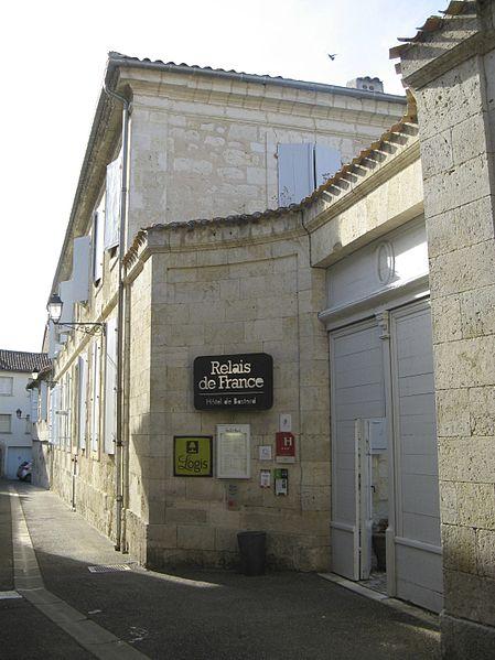 Photo du Monument Historique Hôtel de Bastard-Castaing situé à Lectoure