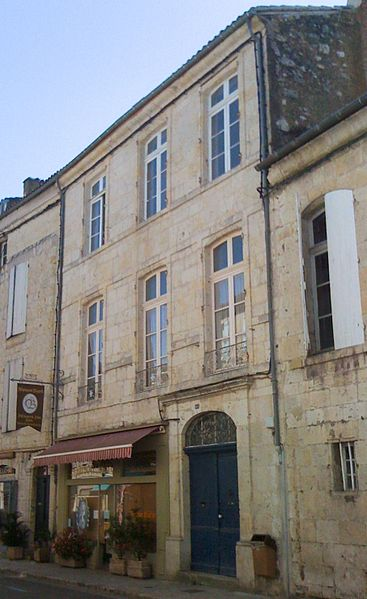 Photo du Monument Historique Immeuble situé à Lectoure