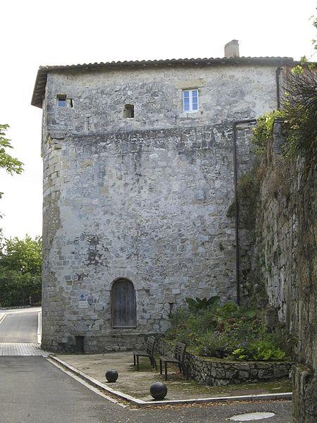 Photo du Monument Historique Tour du Bourreau situé à Lectoure