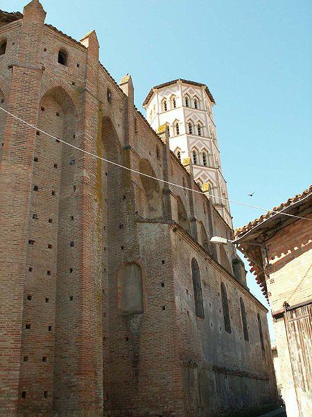 Photo du Monument Historique Eglise Notre-Dame, ancienne cathédrale situé à Lombez