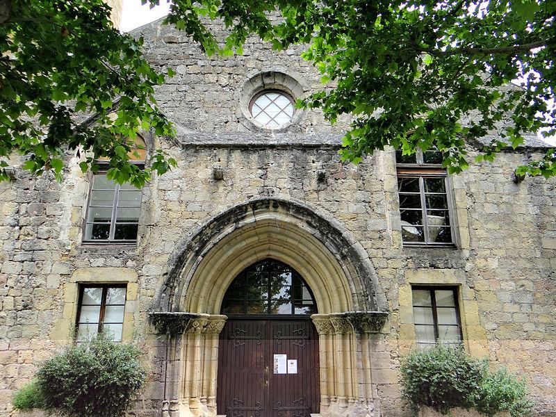 Photo du Monument Historique Ancienne église des Augustins situé à Marciac