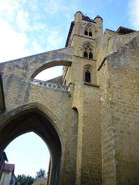 Photo du Monument Historique Eglise Notre-Dame situé à Mirande