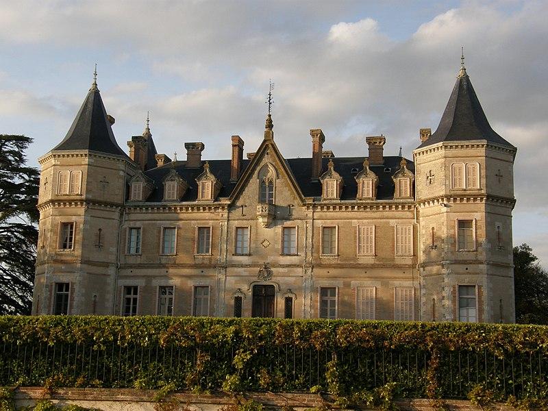Photo du Monument Historique Moulin du château situé à Monbrun