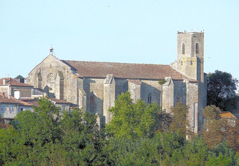 Photo du Monument Historique Eglise situé à Montréal