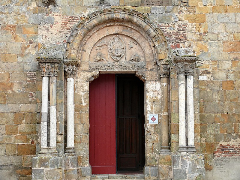 Photo du Monument Historique Eglise Saint-Nicolas situé à Nogaro