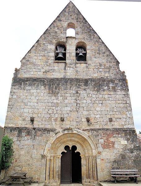 Photo du Monument Historique Eglise Saint-Antoine situé à Saint-Antoine