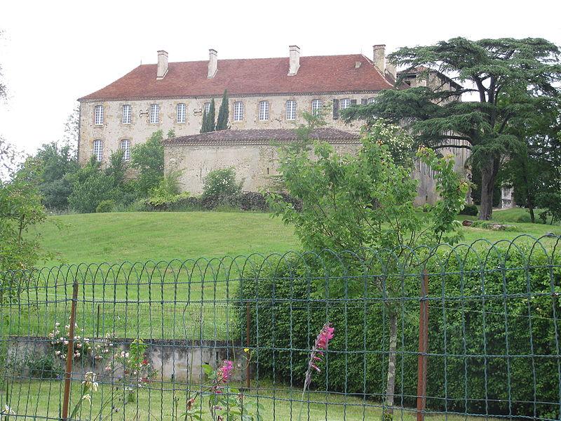 Photo du Monument Historique Ancien prieuré situé à Saint-Mont