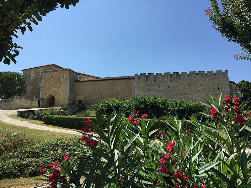 Photo du Monument Historique Château situé à Terraube