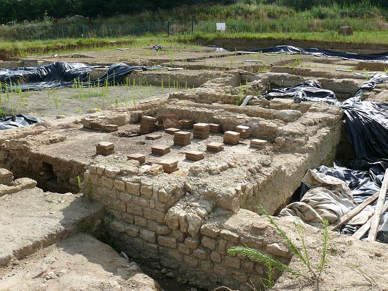 Photo du Monument Historique Site archéologique de la ville antique de Tasta / Elusa situé à Eauze