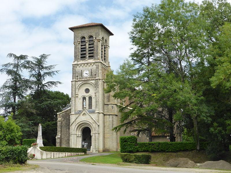 Photo du Monument Historique Eglise Notre-Dame situé à Estang