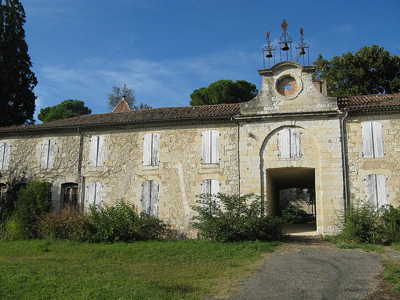 Photo du Monument Historique Ancienne tannerie royale situé à Lectoure